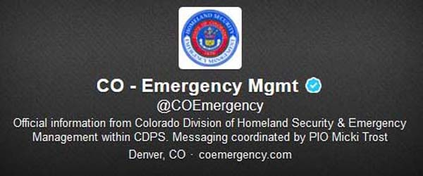 CO - Emergency Mgmt