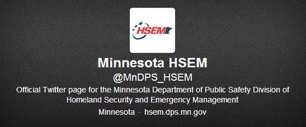 100 great twitters for staying informed on - Office of homeland security and preparedness ...