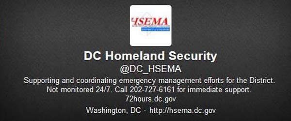 DC Homeland Security