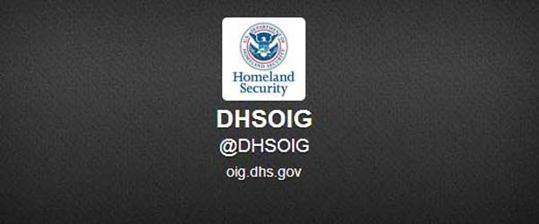100 Great Twitters for Staying Informed on #HomelandSecurity