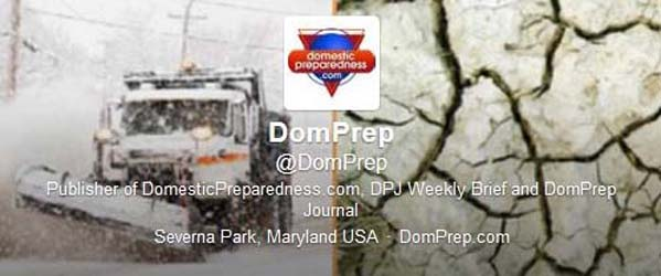 Domestic Preparedness