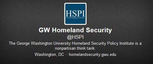 GW Homeland Security