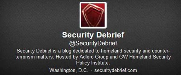 Security Debrief