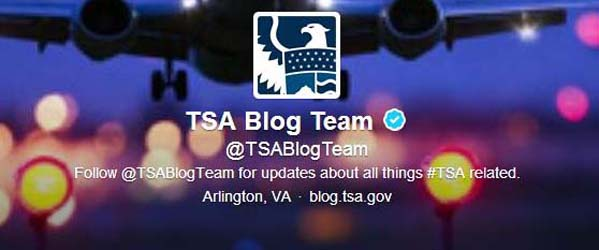 TSA Blog Team
