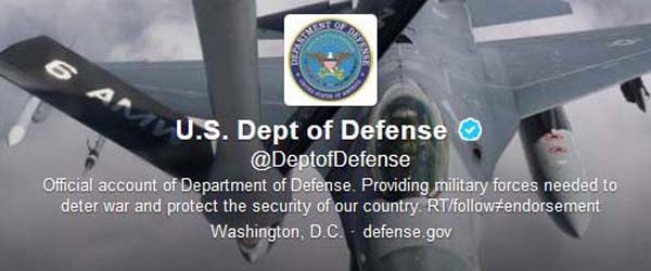 U.S. Dept of Defense